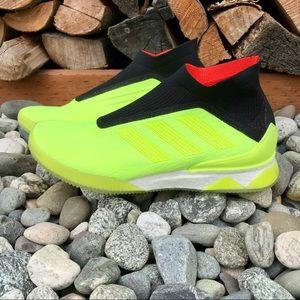 Adidas Predator Tango Solar Yellow 8 Boost AQ0601